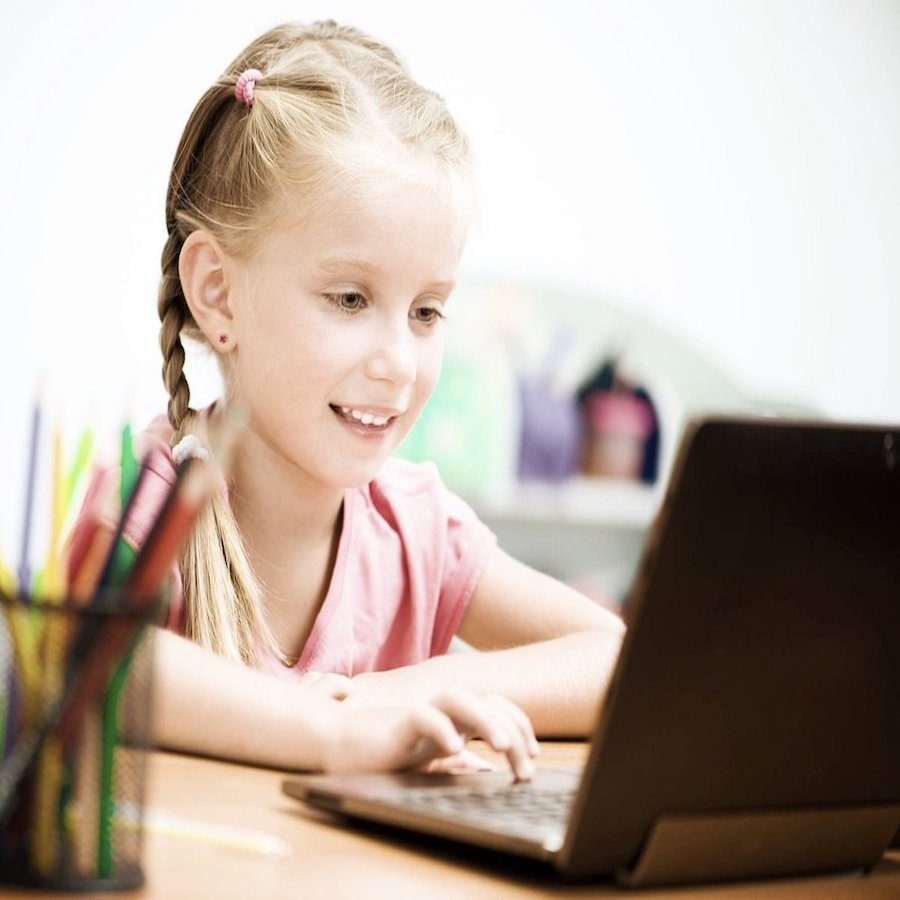 Online tutoring for children